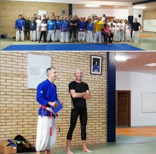 Tokubetsu & Master Class (Carlos Castellar)