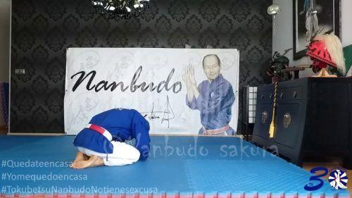 #YomequedoEnCasa Tokubetsu 12 (NANBUDO)